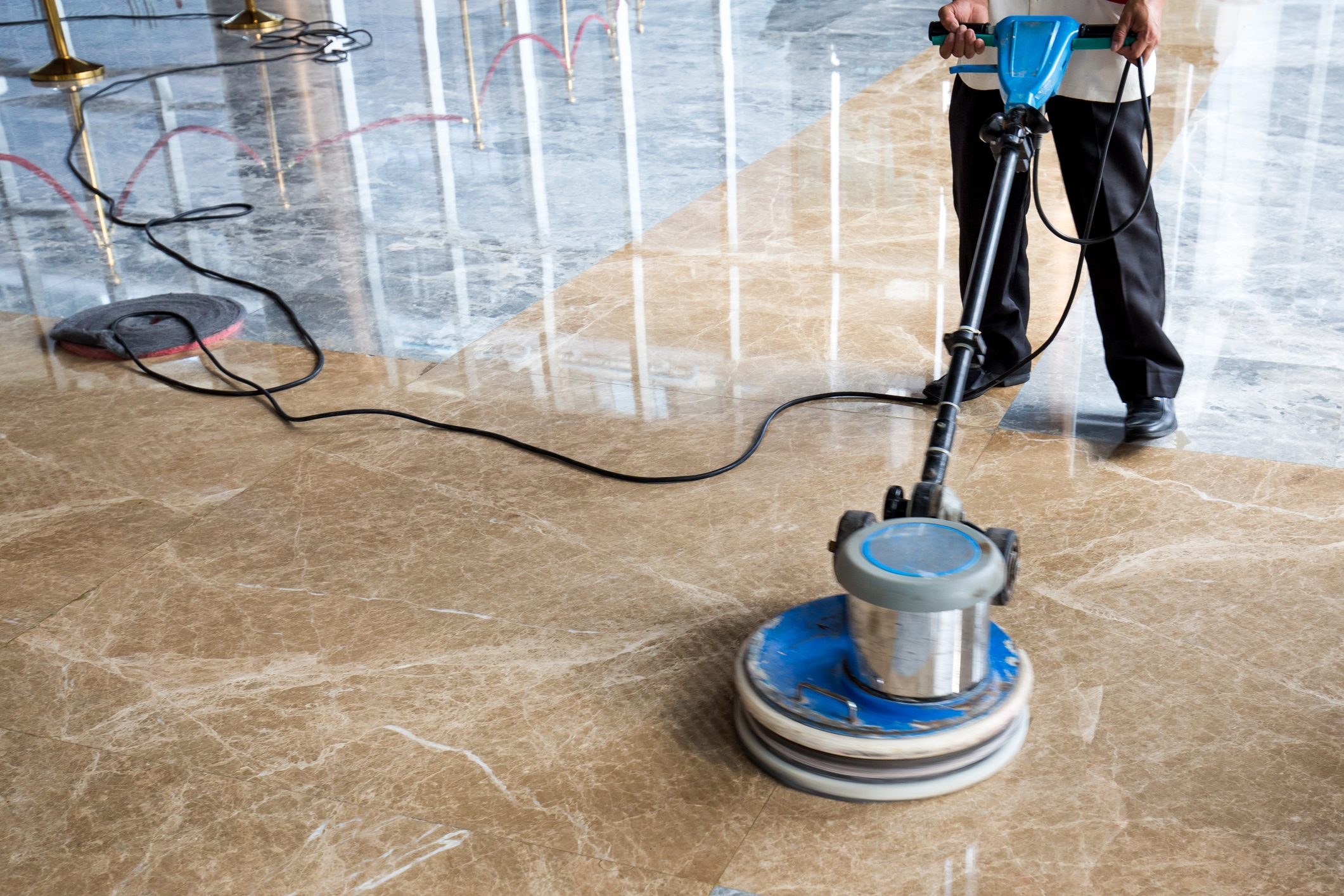 Floor Stripping And Waxing Mccoy Janitorial Services